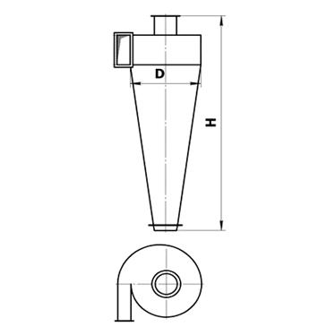 Циклон СДК-ЦН-33