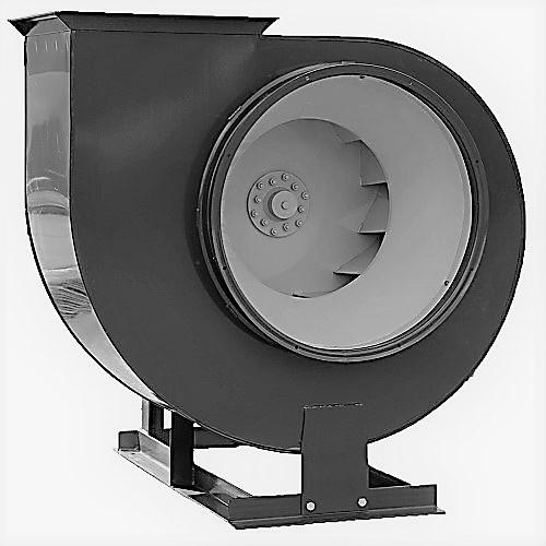 Вентилятор радиальный низкого давления