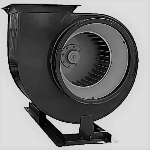 Вентилятор радиальный среднего давления