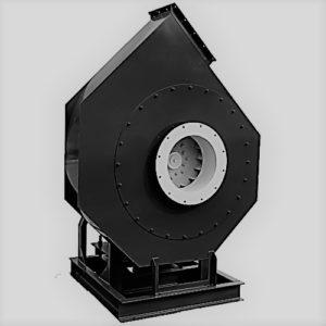 Вентиляторы радиальные высокого давления